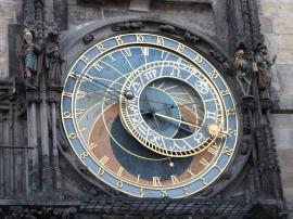 Horloge arstronomique